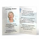 Ireland Lakes Catholic Prayer Cards Laminated Memorial Cards In Loving Memory Of Loved One - CEL49