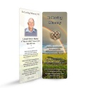 Irish Memorial Bookmark Ireland Themes by Memorial Card Shop Dublin Ireland - CEL74