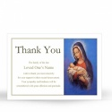 MAR11 Memorial Thank You Card