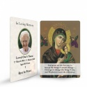 Our Lady Of Knock In Memorium Laminated Memorial Prayer Wallet Cards Catholic - MAR21