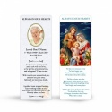 REG102 Memorial Bookmark