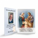 REG67 Memorial Wallet Card