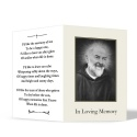 Saint Padre Pio Catholic Prayer Memorial Cards - ST17