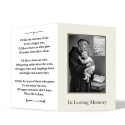 Saint Anthony Catholic Custom Photo Memorial Cards with Blessed Virgin Mary Jesus - ST19