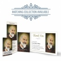 Saint Padre Pio Catholic Irish Personalised Memorial Cards Laminated- ST04