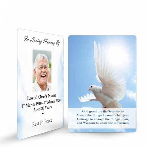 Buy Memorial Holy Cards